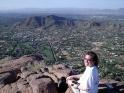 Top of Camelback Mountain