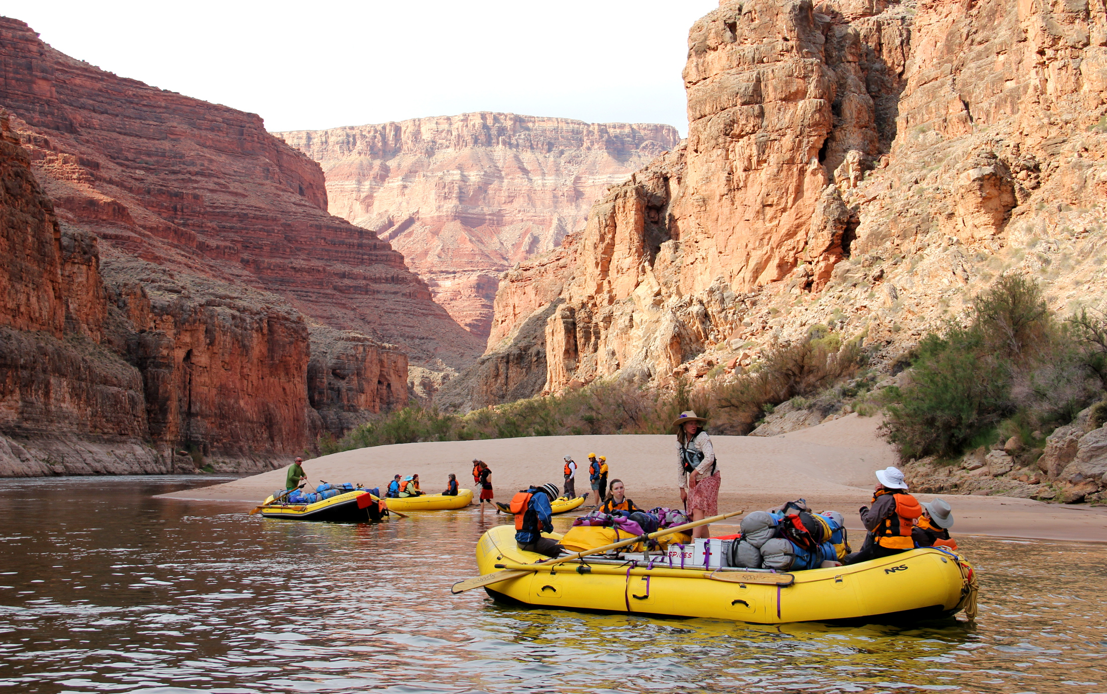 Grand Canyon Whitewater Rafting 2013